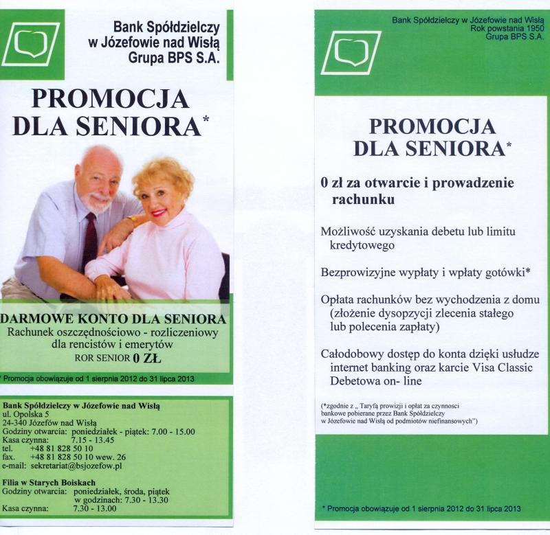 00af19b2a Bank Spółdzielczy w Józefowie nad Wisłą